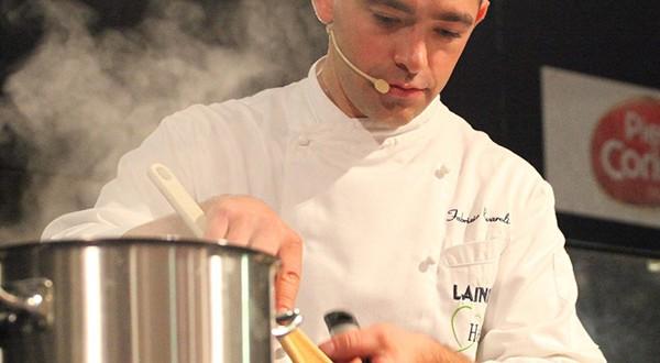 Chef Fabrizio Rivaroli